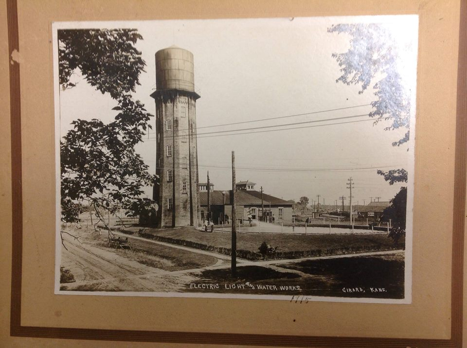 1915 water tower